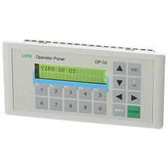 VIPA Line Display Key Panel
